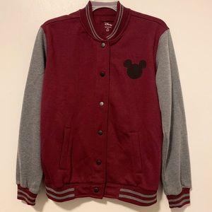 Mickey Mouse Varsity Jacket- S